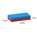 Неодимовый магнит 23х12х5